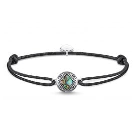 Thomas Sabo LS084-907-11-L22v Unisex-Armband Little Secret Coin Abalone-Perlmutt