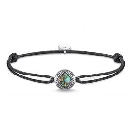 Thomas Sabo LS084-907-11-L22v Bracelet Little Secret Coin Abalone Mother-of-pearl