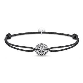 Thomas Sabo LS088-907-11-L22v Unisex-Armband Little Secret Vintage Kompass