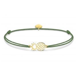 Thomas Sabo LS110-413-6-L20v Damen-Armband Little Secret Ananas