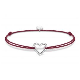Thomas Sabo LS113-173-10-L20v Ladies' Bracelet Little Secret Heart