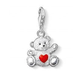 Thomas Sabo 0680-007-10 Charm Pendant Charity Bear