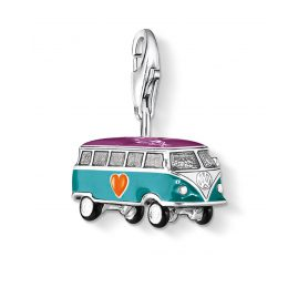 Thomas Sabo 0881-007-7 Charm Pendant VW Bus