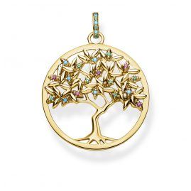 Thomas Sabo PE826-973-7 Anhänger Tree of Love