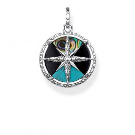 Thomas Sabo PE833-980-7 Pendant Compass small