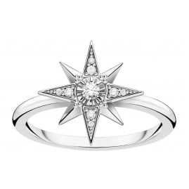 Thomas Sabo TR2299-643-14 Ladies' Ring Star Silver