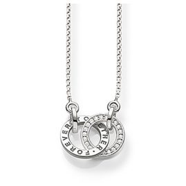 Thomas Sabo KE1488-051-14 Damen-Collier Together Forever