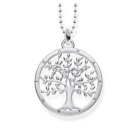 Thomas Sabo KE1660-001-21 Damen-Collier Tree of Love