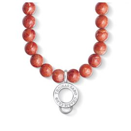 Thomas Sabo X0236-015-10 Chain for Charms Red