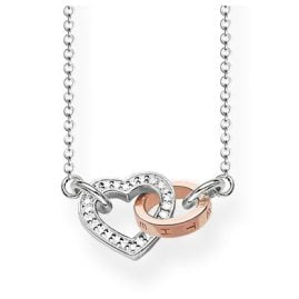 Thomas Sabo D_KE0034-095-14-L45v Damencollier Together Herz