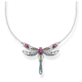 Thomas Sabo KE1838-998-7-L45v Ladies´ Necklace Dragonfly large