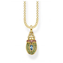 Thomas Sabo KE1895-973-7-L45V Ladies´ Necklace Scarab