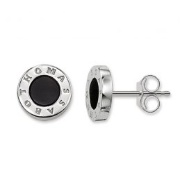 Thomas Sabo H1859-024-11 Earrings Classic Black