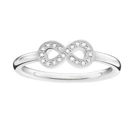 Thomas Sabo D_TR0001-725-14 Ladies Ring Infinity