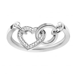 Thomas Sabo TR2142-051-14 Damenring Together Heart