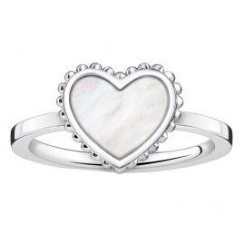 Thomas Sabo TR2187-029-14 Ladies Ring Heart