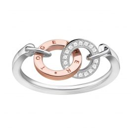 Thomas Sabo D_TR0032-095-14 Ladies' Ring Together