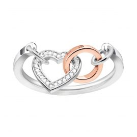 Thomas Sabo D_TR0033-095-14 Damenring Together Herz
