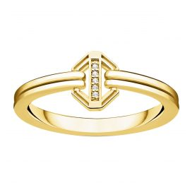 Thomas Sabo D_TR0036-924-14 Damen-Ring Vintage Gold