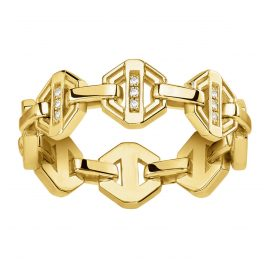 Thomas Sabo D_TR0037-924-14 Damen-Ring Vintage Gold