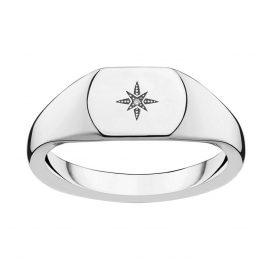 Thomas Sabo D_TR0038-725-14 Damenring Vintage Stern Silber