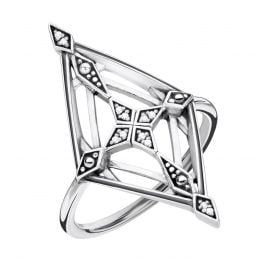 Thomas Sabo D_TR0040-356-14 Ladies' Ring Vintage Cross