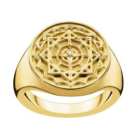 Thomas Sabo D_TR0042-924-14 Ladies' Ring Vintage Compass
