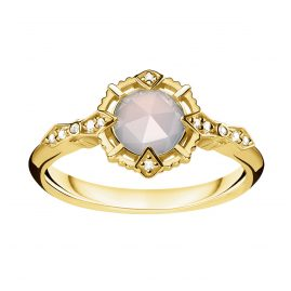 Thomas Sabo D_TR0043-958-24 Ladies' Ring Vintage White