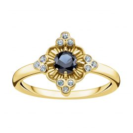 Thomas Sabo TR2221-960-7 Damen-Ring Royalty