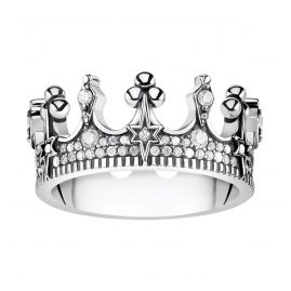 Thomas Sabo TR2224-643-14 Ladies´ Ring Crown