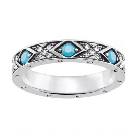 Thomas Sabo TR2162-347-17 Ladies´ Ring Asian Ornaments