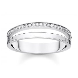 Thomas Sabo TR2316-051-14 Ladies´ Ring Silver