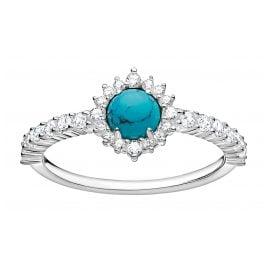 Thomas Sabo TR2344-405-17 Women's Ring Turquoise Stone