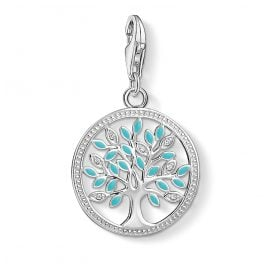 Thomas Sabo 1469-041-17 Charm-Anhänger Tree of Love