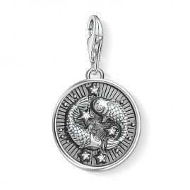 Thomas Sabo 1639-643-21 Charm Pendant Star Sign Pisces