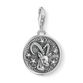 Thomas Sabo 1649-643-21 Charm-Anhänger Sternzeichen Steinbock