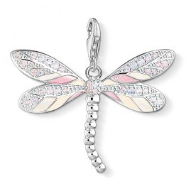 Thomas Sabo Y0001-496-9 Charm Pendant Tropical Dragonfly