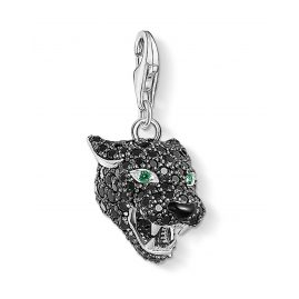 Thomas Sabo 1696-845-11 Charm-Anhänger Black Cat