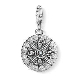 Thomas Sabo 1716-643-14 Charm-Anhänger Coin Stern