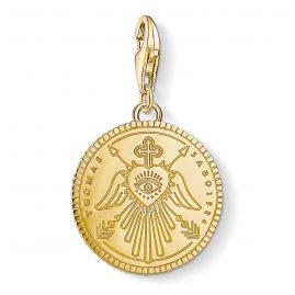 Thomas Sabo 1705-413-39 Charm-Anhänger Coin