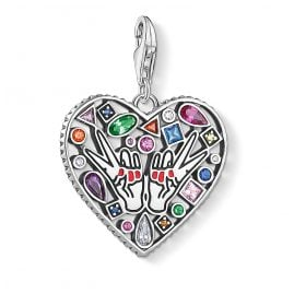 Thomas Sabo 1745-314-7 Charm-Anhänger Love & Peace