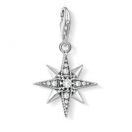 Thomas Sabo 1756-643-14 Charm Pendant Royalty Star