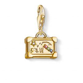 Thomas Sabo 1763-996-7 Charm-Anhänger Koffer