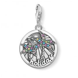 Thomas Sabo 1768-342-7 Charm-Anhänger Holiday