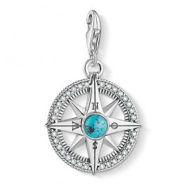 Thomas Sabo 1773-646-17 Charm Pendant Compass Rose