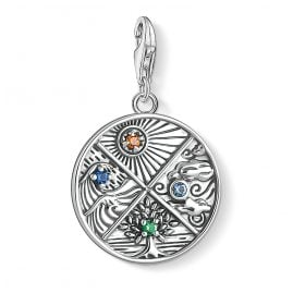 Thomas Sabo 1814-945-7 Charm Pendant 4 Elements