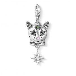 Thomas Sabo 1820-845-7 Silber Charm-Anhänger Katze