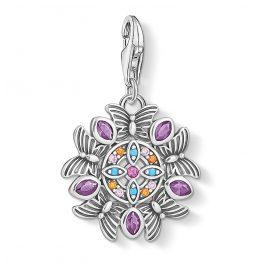 Thomas Sabo 1827-477-7 Charm-Anhänger Amulett Kaleidoskop Silber