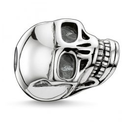 Thomas Sabo K0063-001-12 Bead Death´s Head large