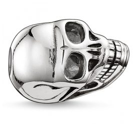 Thomas Sabo K0064-001-12 Bead Death´s Head small